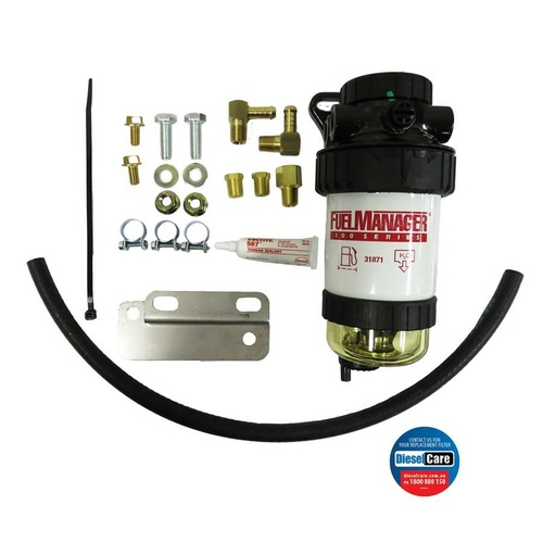 Filter Kit 70 series 2007 - onwards